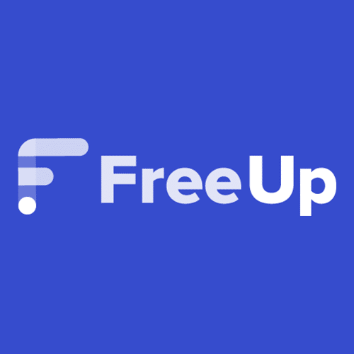 FreeUp platform for freelance virtual assistants