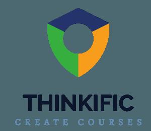Thinkific Logo by I Love Making Money