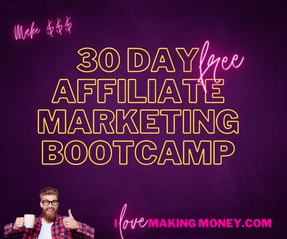 Affiliate Marketing - Affiliate Bootcamp