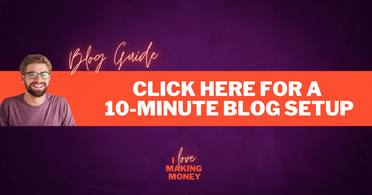 Blog Guide - 10 Minute Fast Website Setup Guide