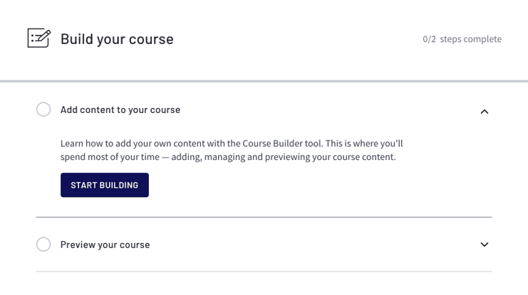 Build Thinkific Course