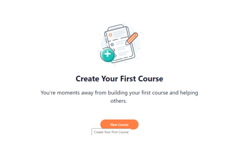 Create Your First Course with Teachable