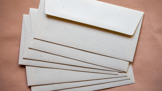 The envelope system can help you get out of debt by staying on budget