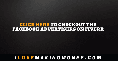 Outsource Advertising on Fiverr - Here's a List of Facebook Advertisers for Your Side Hustle