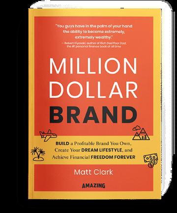 Free Book - Million Dollar Brand