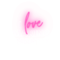 I Love Making Money Logo for February 2021