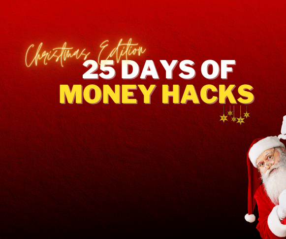 Day 2 - 25 Days of Money Tips and Strategies