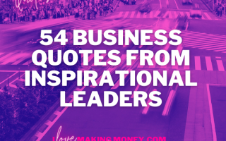 Best Business Quotes from Inspirational Leaders