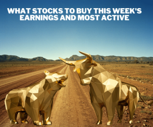 What Stocks to Buy Right Now for the Week of August 29th-September 4th