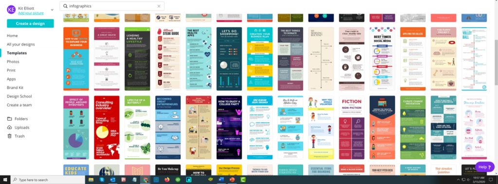 Infographics for your business