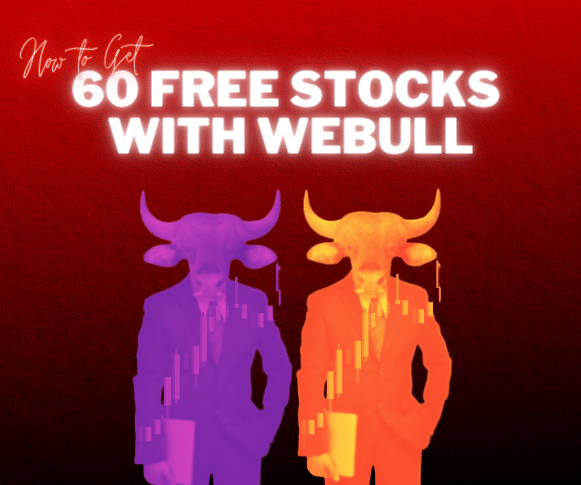 Webull Free Stock for the Month of December