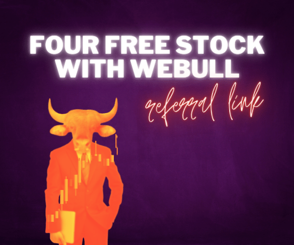 How to Get Free Stock from Webull